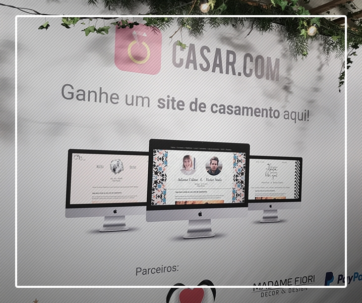 A VILLA RENTAL NO EVENTO CASAR 2017