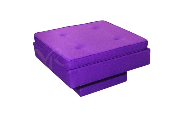 Revest. Bco. Futton 80x80 Oxford Roxo