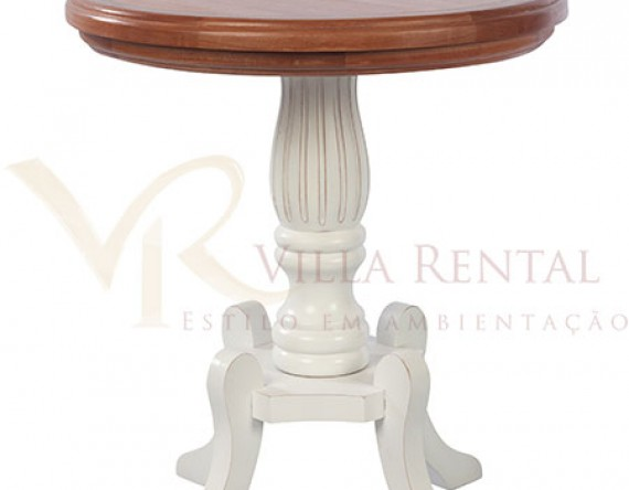 Mesa Lateral Pamplona White