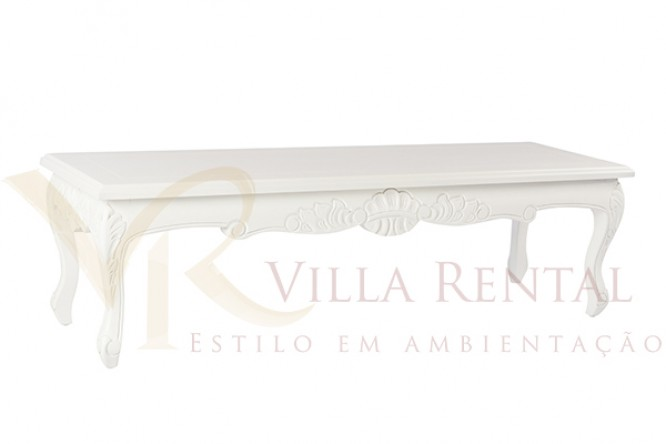 Mesa Mini Chipandelle White
