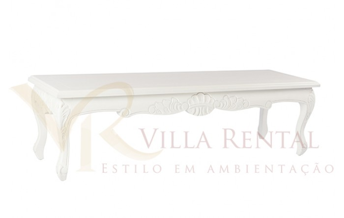 Mesa Mini Chipandelle White 1.60x0.50